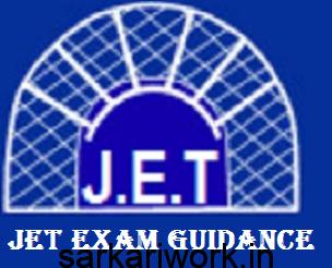 jet exam guidance
