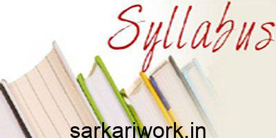 UPPSC Lecturer Exam Syllabus Pdf & Exam Pattern 2017